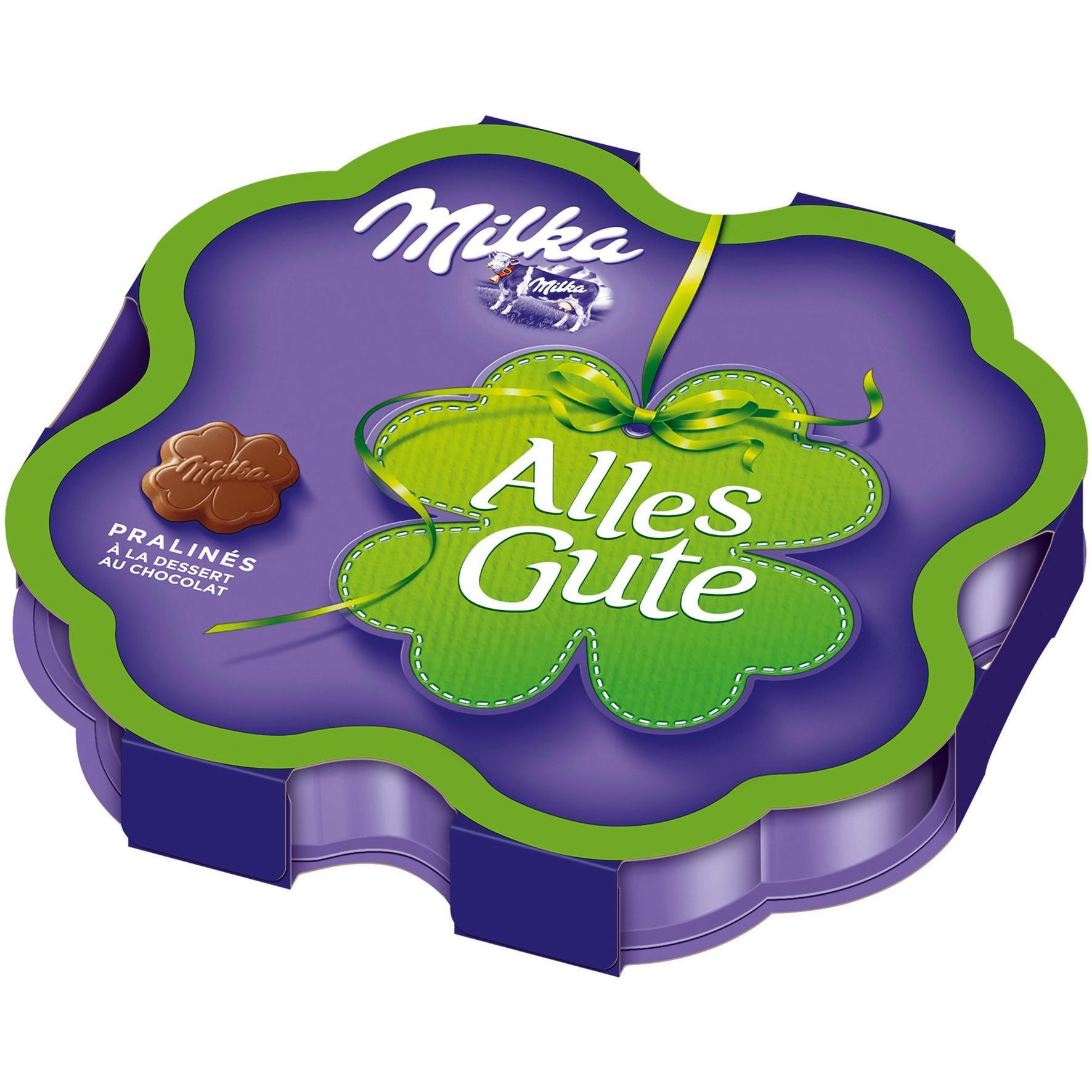 Milka - Alles Gute Pralinen Schokolade - 50g
