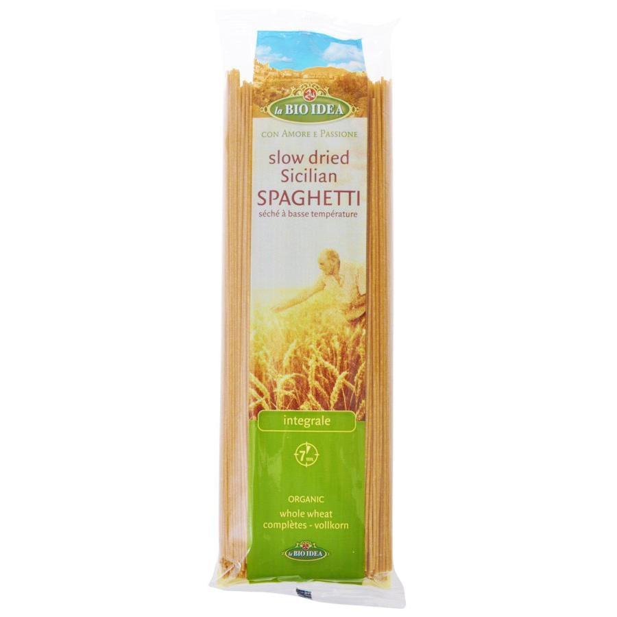 La Bio Idea Sicilian Spaghetti slow dried 500g