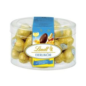 Lindt Eierlikör Schokoladen-Eier 450g, 25 Stück