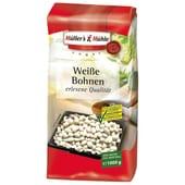 Müller's Mühle Weiße Bohnen 1kg