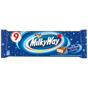 Milky Way - Schokoladenriegel - 9St/193,5g