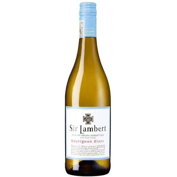 Sir Lambert Sauvignon Blanc Weißwein trocken 13% 0,75l