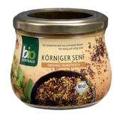 Bio Zentrale Körniger Senf Bio 250ml