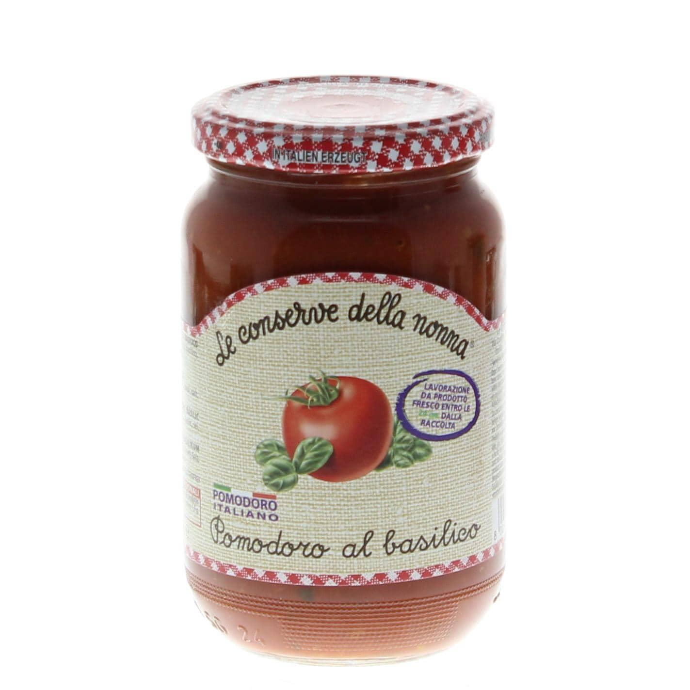 Le conserve della nonna - Tomatensauce - 350g