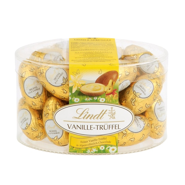 Lindt Vanille-Trüffel Schokoladeneier 450g, 25 Stück