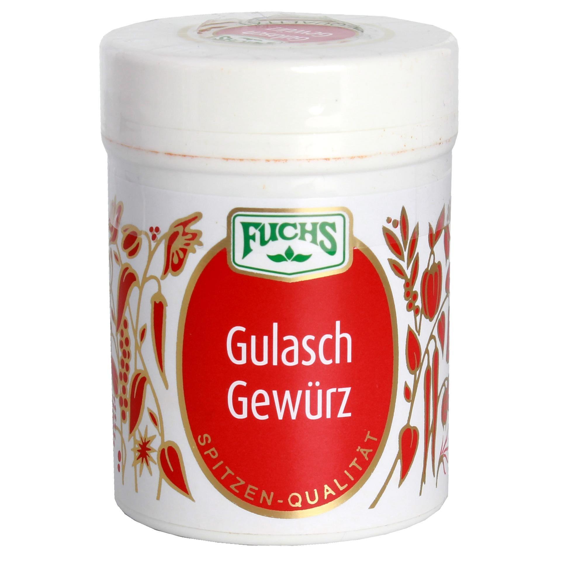 Fuchs - Gulasch Gewürz - 60g