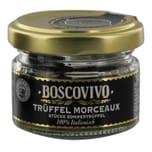 Boscovivo Trüffel Morceaux Sommertrüffel am Stück im Glas 18 g/25g