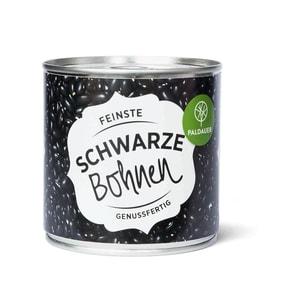 Paldauer Feinste Schwarze Bohnen Dosenbohnen 250g