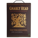 Gnarly Head Old Vine Zinfandel Rotwein trocken BaginBox 14% 3,0l