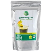 Vegan Leben Bio Gerstengras veganes Trinkpulver 75g