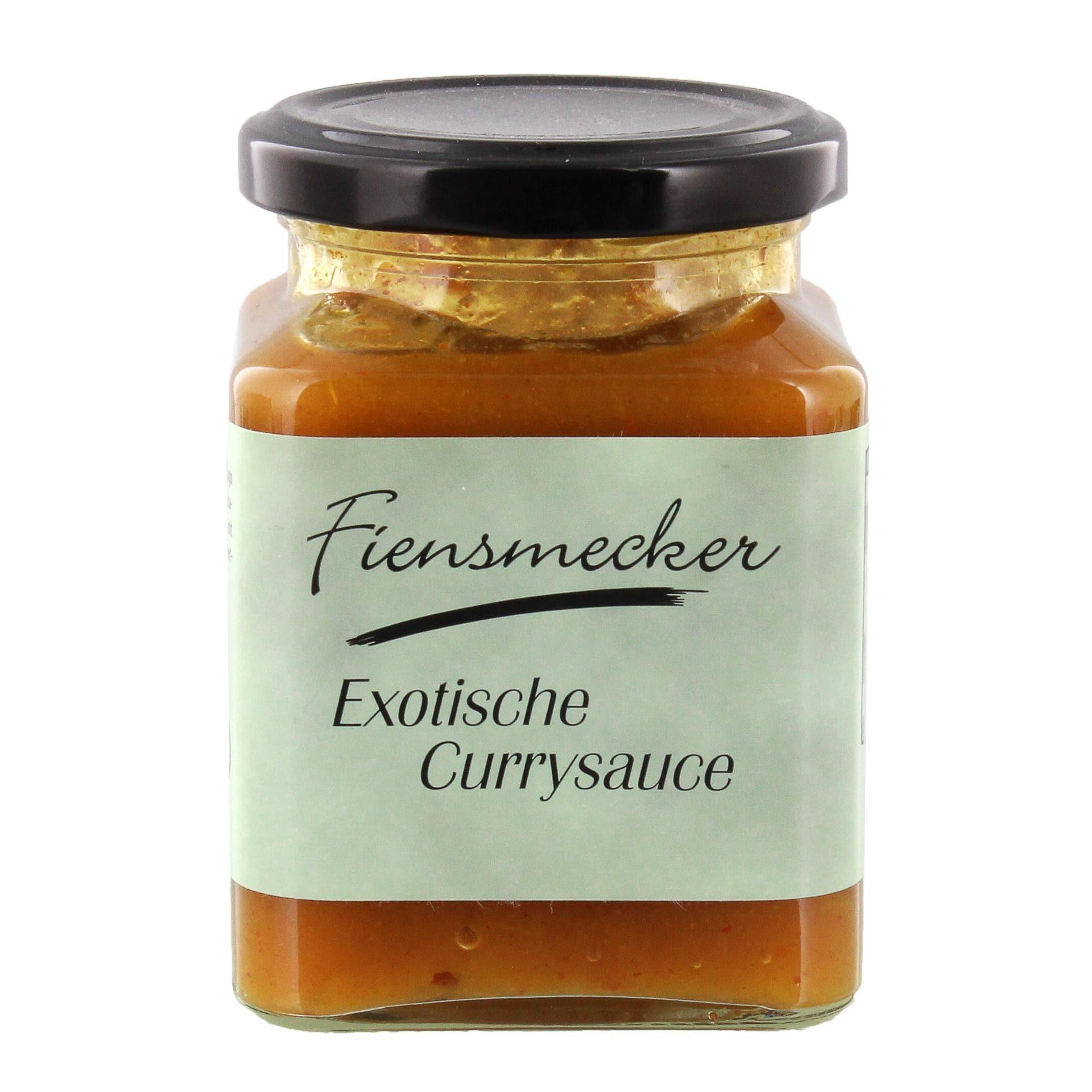 Fiensmecker - Exotische Currysauce - 270ml