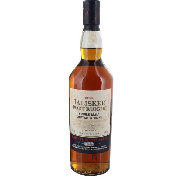 Talisker Port Ruighe Schottischer Single Malt Whisky 0,7l