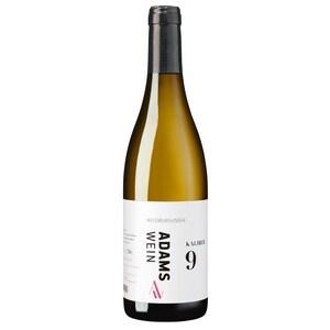 AdamsWein Kaliber 9 Weißburgunder 2015 QW Weißwein trocken 13% 0,75l