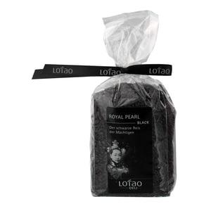 Lotao Bio Royal Pearl Black schwarzer Naturreis 300g