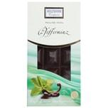 Heilemann - Praliné-Tafel Pfefferminz Schokolade Edelbitter - 100g