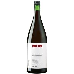 Heger Spätburgunder QbA Rotwein trocken 13% 1,0l