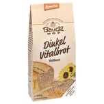 Bauck Hof Bio Dinkel Vitalbrot Vollkorn 500g