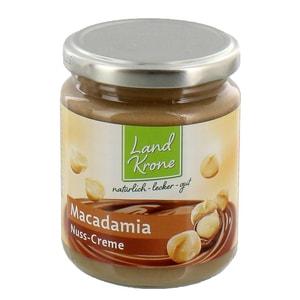 Landkrone Bio Macadamia Creme 250g