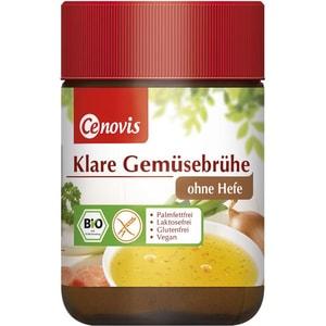 Cenovis Bio Klare Gemüsebrühe ohne Hefe 140g