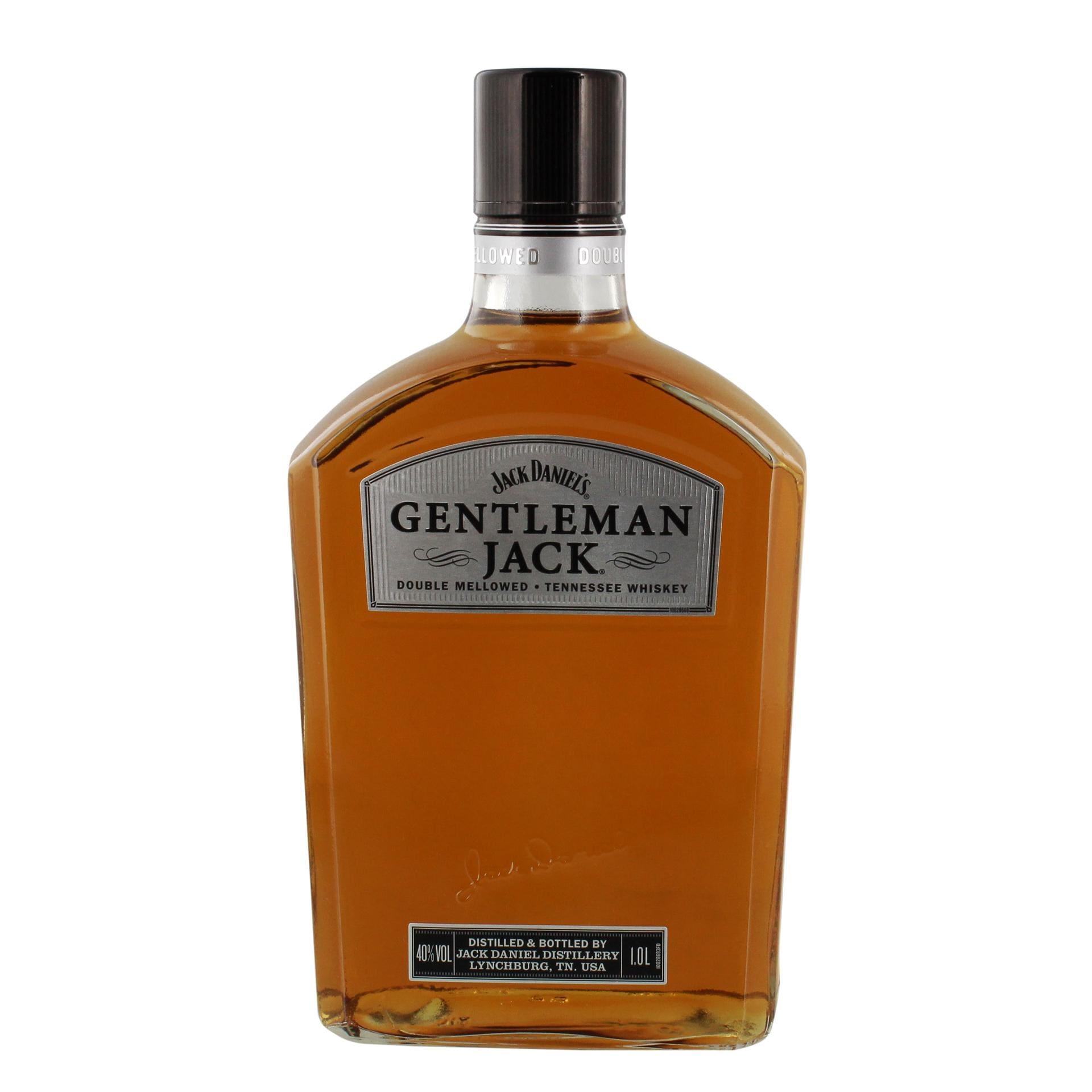 Jack Daniel's Gentleman Jack Tennesse Whiskey 1l