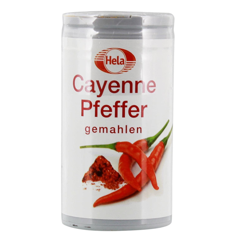 Hela - Cayenne Pfeffer gemahlen Gewürz - 35g