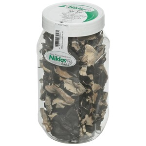 Niklas - Mu-Err-Pilze Black Fungus getrocknet- 100g