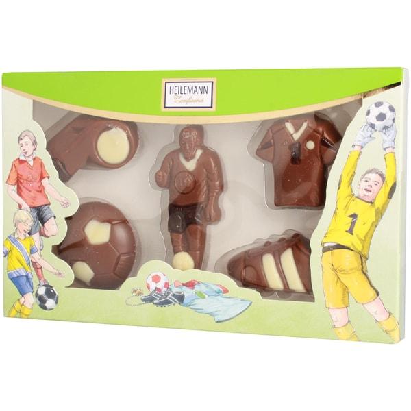 Heilemann Schokoladenfiguren Fußball Vollmilchschokolade 100g