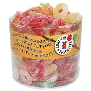 Suntjens Große Saure Schnuller 100St/1Pkg