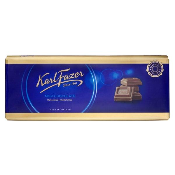 Fazer Milchschokolade Tafel Vollmilch Alpenmilch 250g