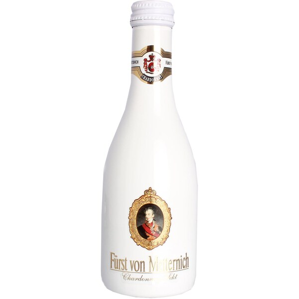 Fürst von Metternich Chardonnay Sekt 12,5% 0,2l