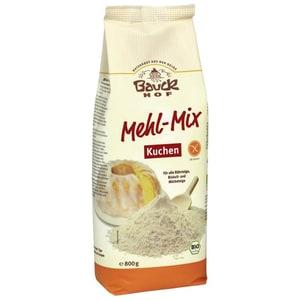 Bauck Hof Bio Mehl-Mix Kuchen 800g