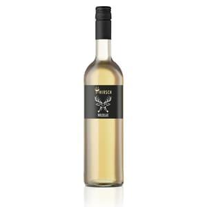 Hirsch Wildlax Riesling 2016 QbA Weißwein trocken 12,5% 0,75l