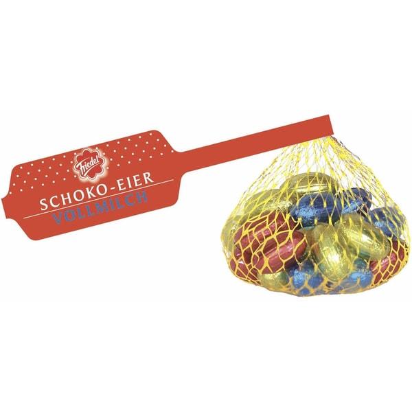 Friedel Schoko-Eier massiv 200g