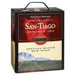 SanTiago Special Blend Rotwein 13,5% BaginBox 3,0l