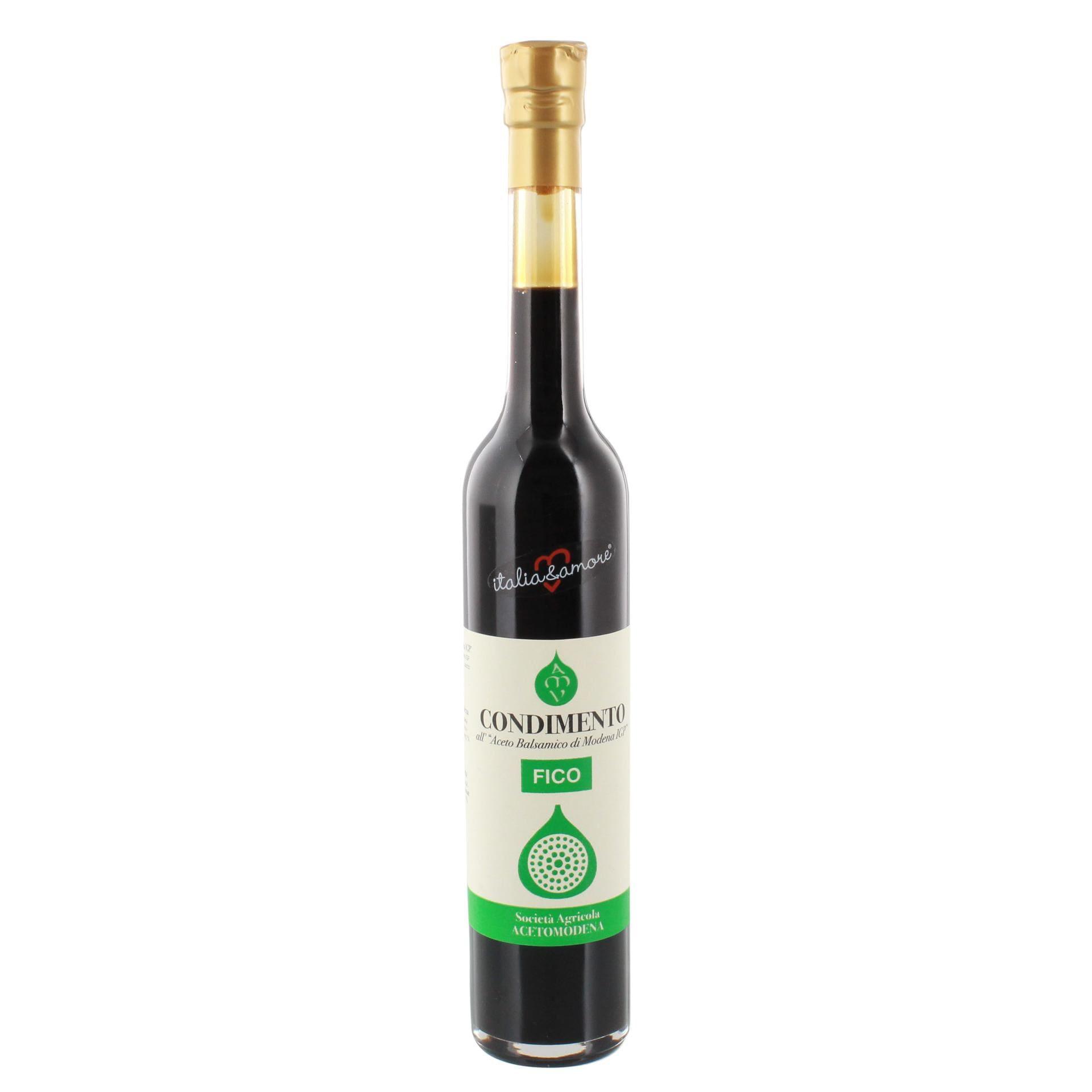 italia & amore - Condimento all Aceto Balsamico Gewürz Feige - 100ml