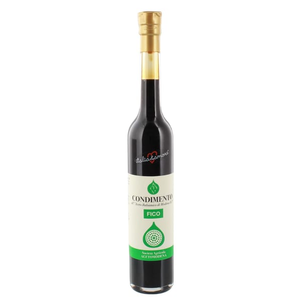 italia & amore Condimento all Aceto Balsamico Gewürz Feige 100ml