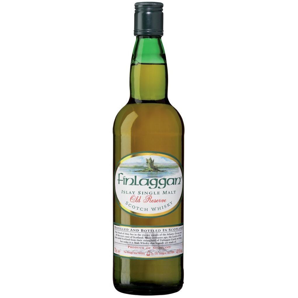 Finlaggan Old Reserve Islay Single Malt Scotch Whisky 0,7l