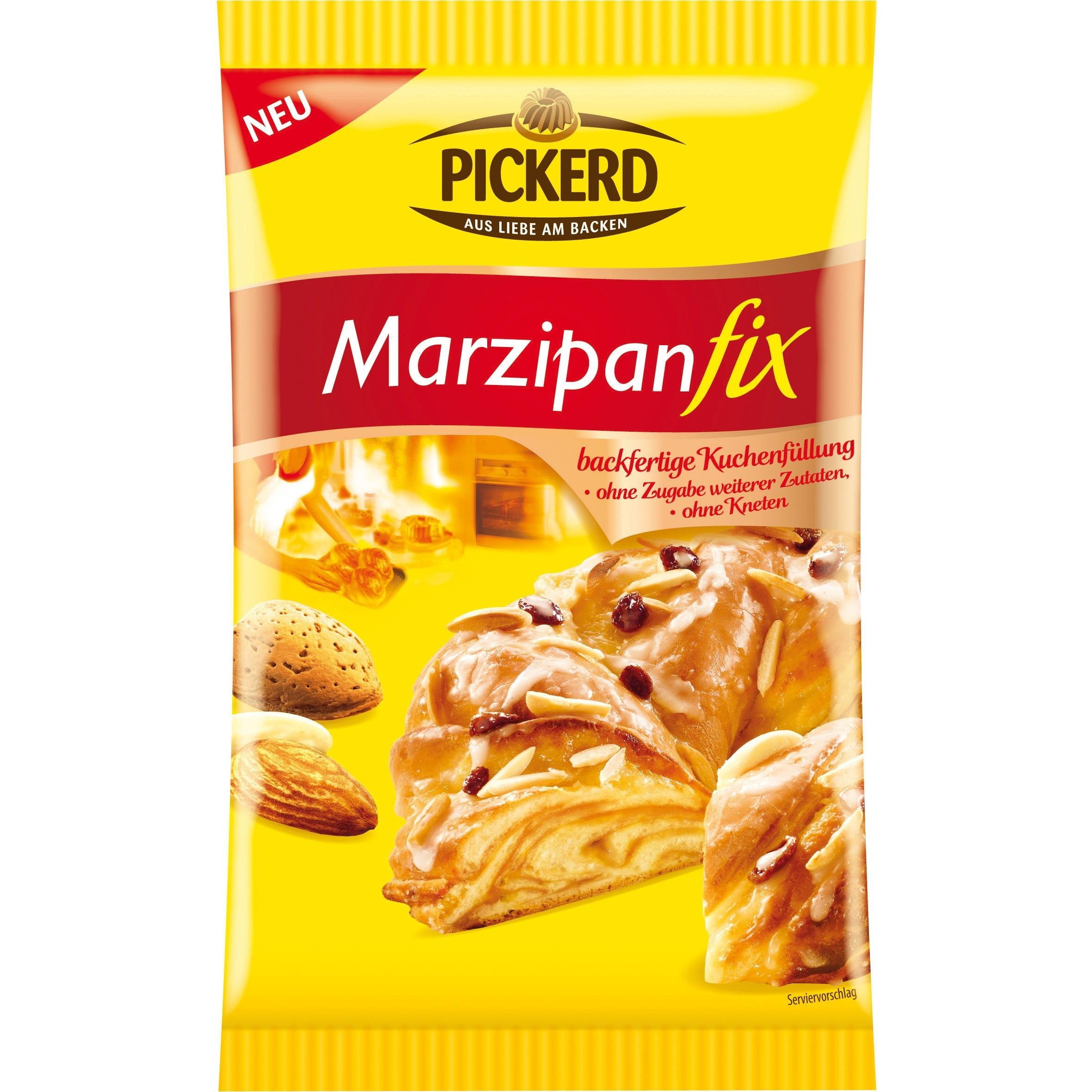 Pickerd - Marzipan Fix - 225g