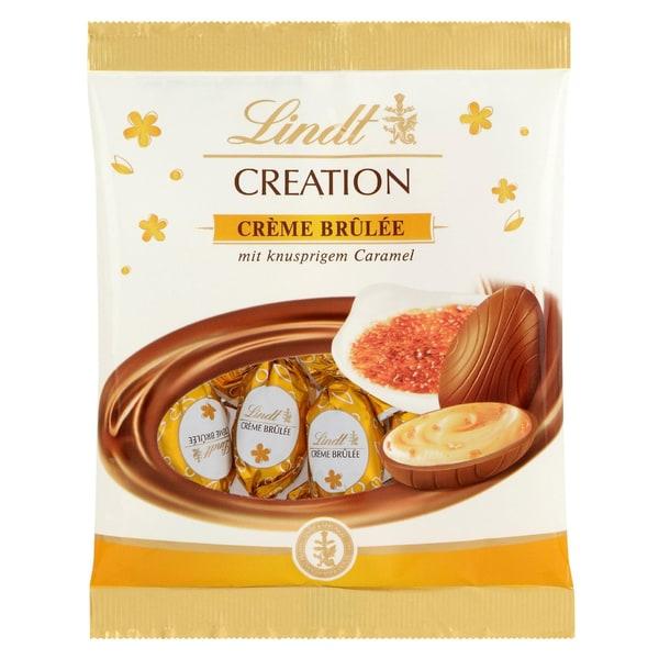 Lindt Creation Crème Brûlée Schokoladen-Eier 90g