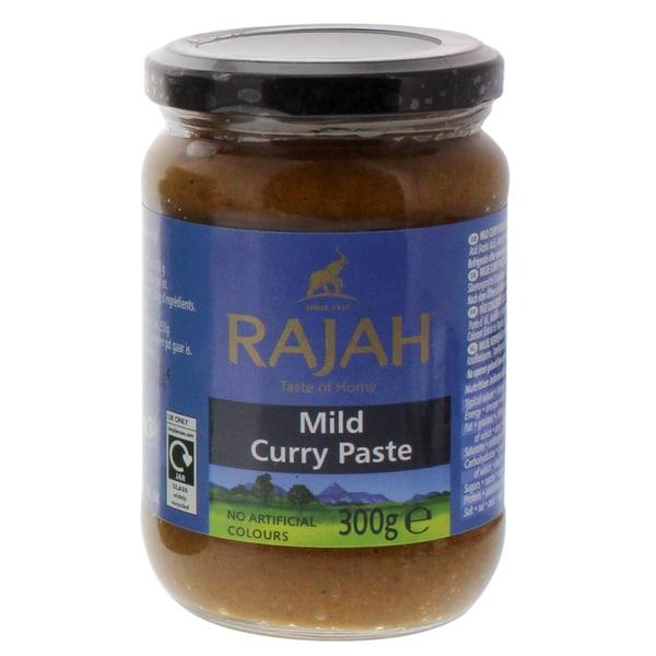 Rajah - Curry Paste milde Würzpaste indisch - 300g
