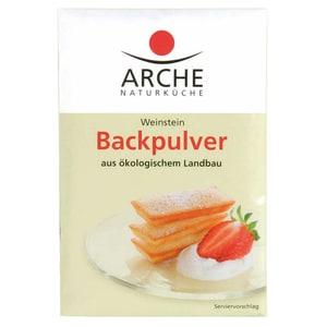 Arche Naturküche Weinstein Backpulver Bio 54g, 3 Stück