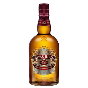 Chivas Regal Blended Scotch Whisky 12 Jahre 1l
