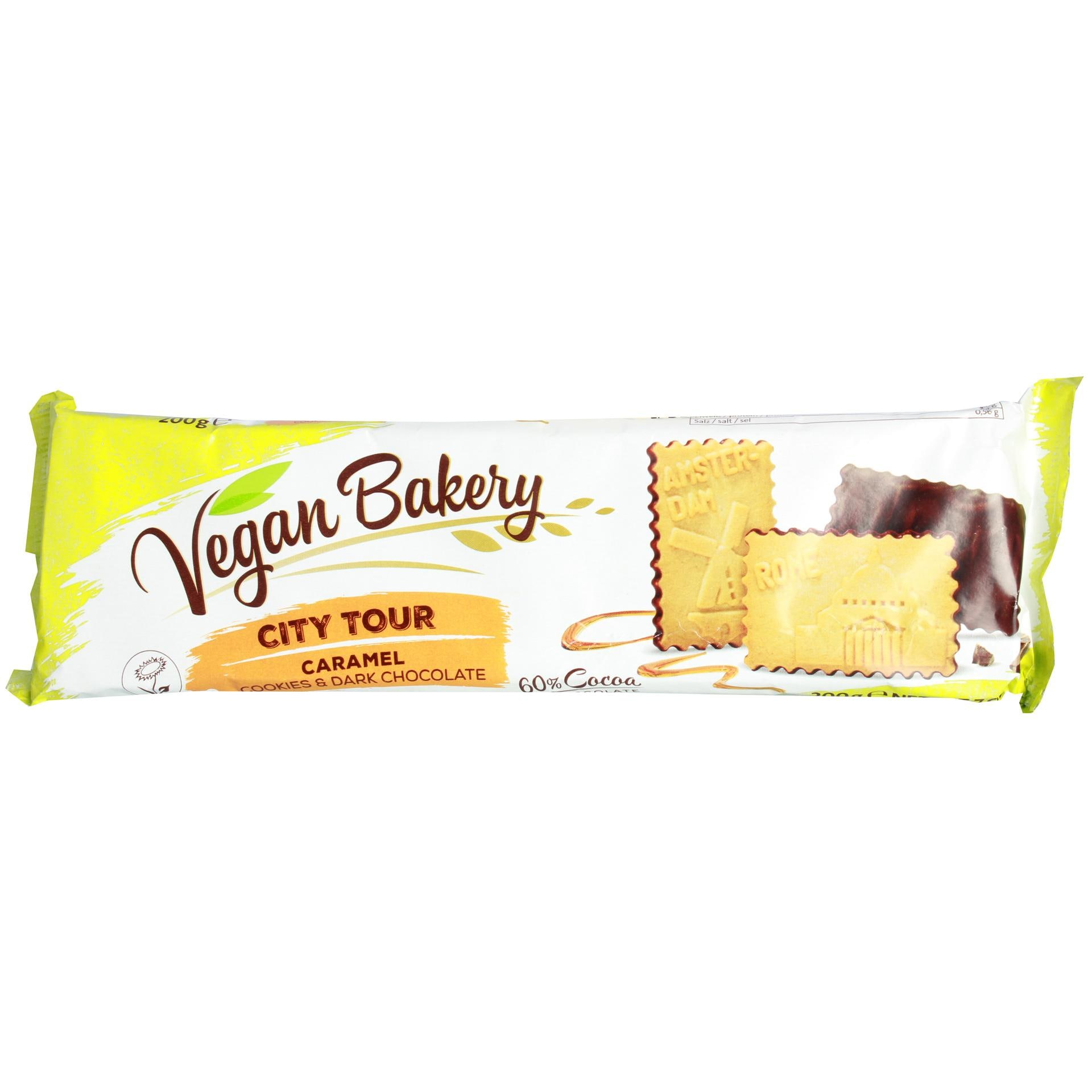Coppenrath - Vegan Bakery City Tour Karamell Kekse - 200g