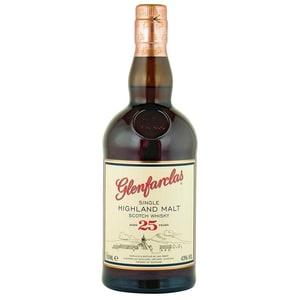Glenfarclas Highland Single Malt Scotch Whisky 25 Years 0,7l