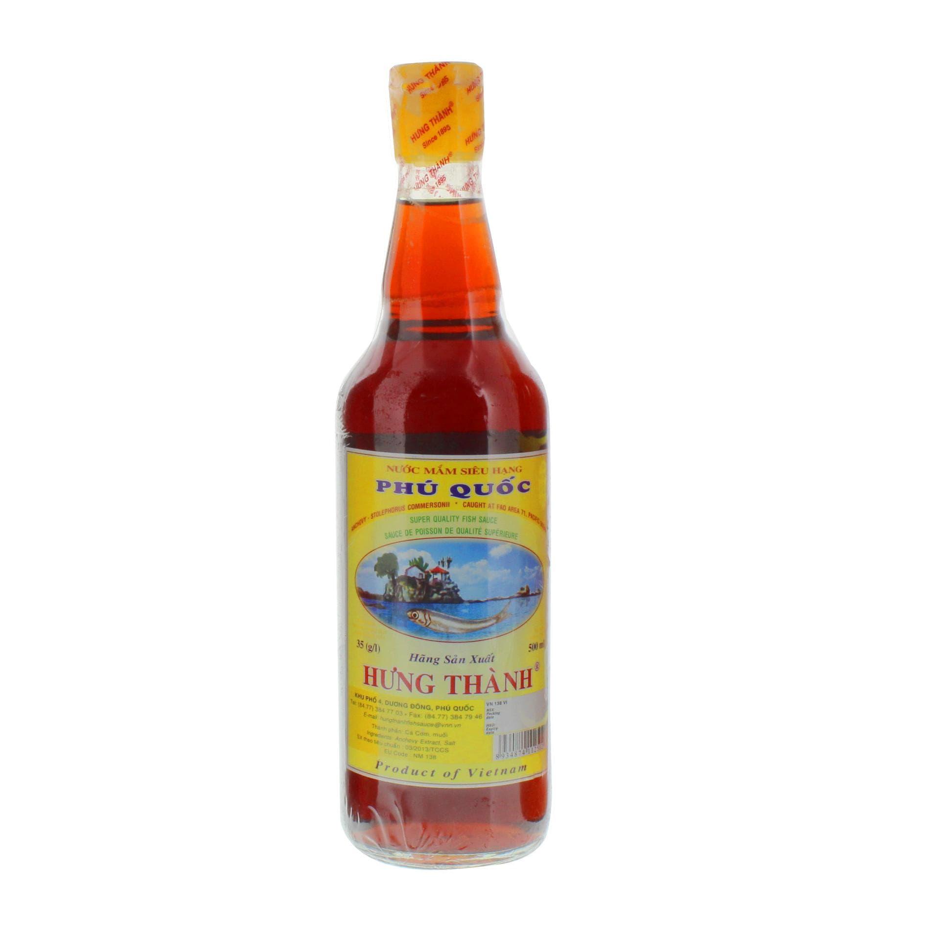 Hung Thanh - Fischsauce - 0,5l
