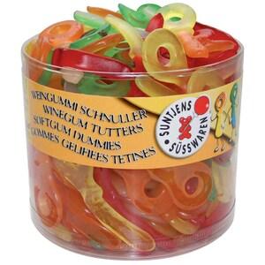 Suntjens Fruchtgummi Schnuller 100St/1Pkg