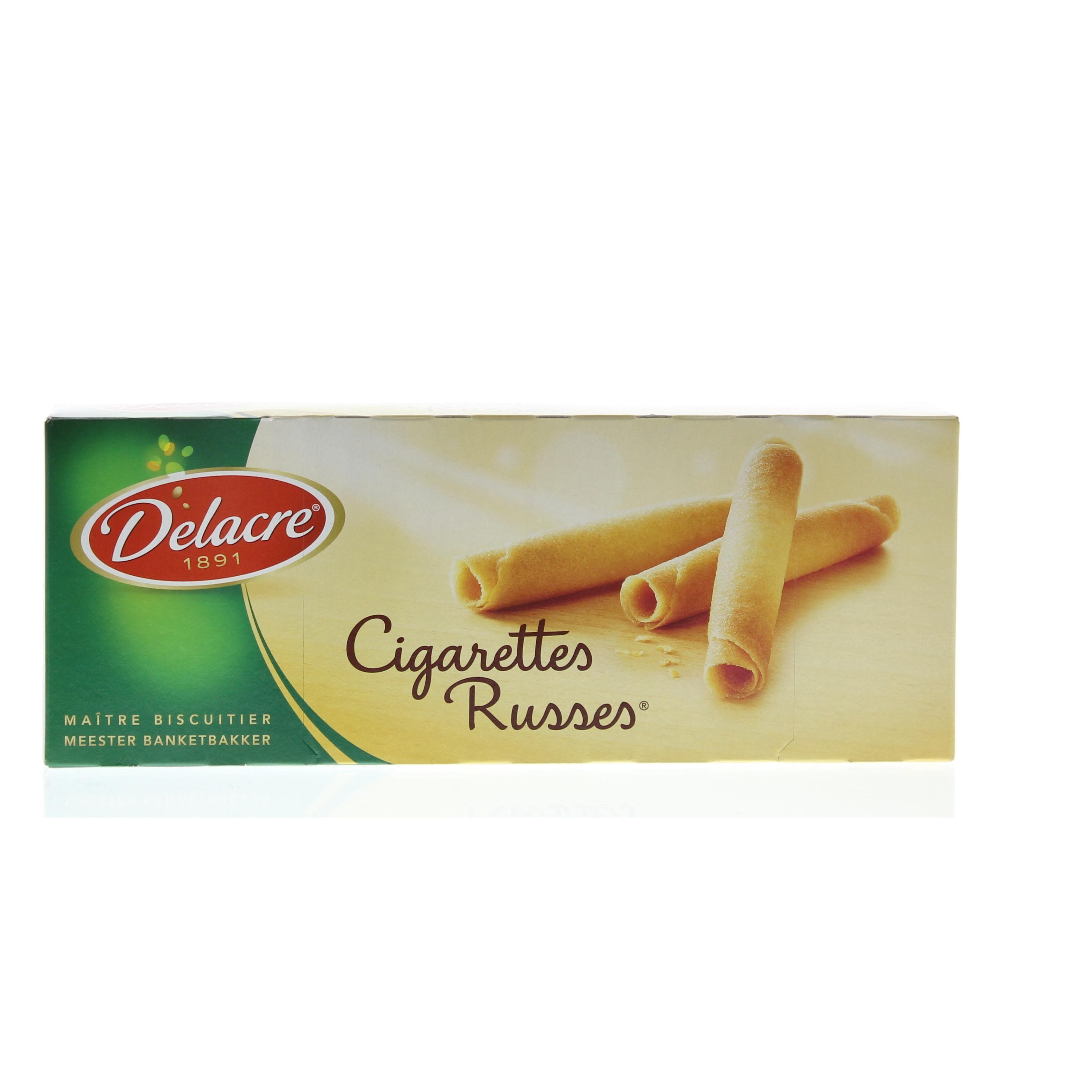 Delacre - Cigarettes Russes Gebäckrollen - 200g