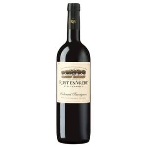 Rust en Vrede Cabernet Sauvignon 2014 Rotwein trocken 14,5 % 0,75l