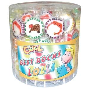 Cool Best Rocks Lolli 100 Stück