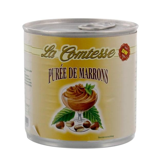 La Comtesse - Maronen Pürree - 435g